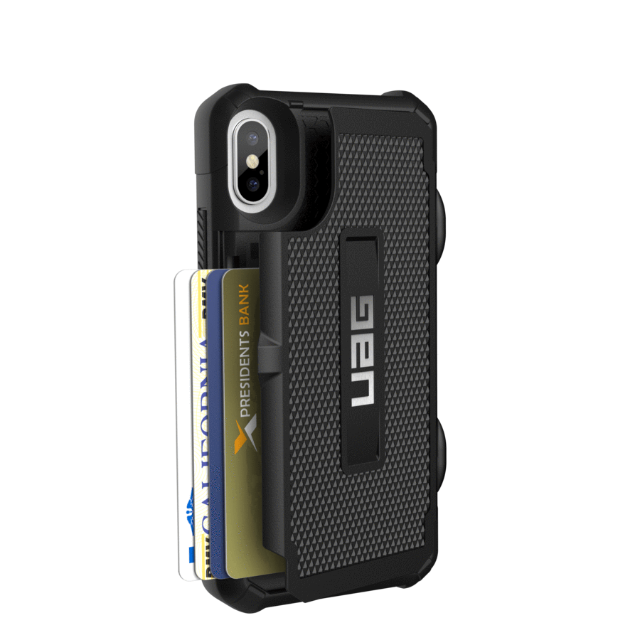 UAG pung iPhone X for aktiv livsstil