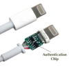 iPhone 5-6-7-8-X USB MFi lightning kabel 5