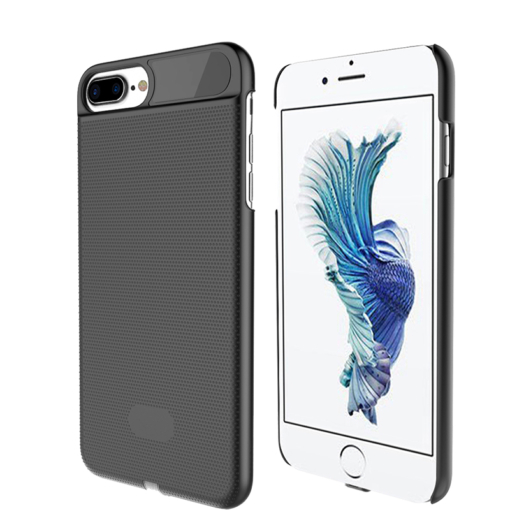 iPhone 6-7-8 PLUS Qi cover mat sort 6