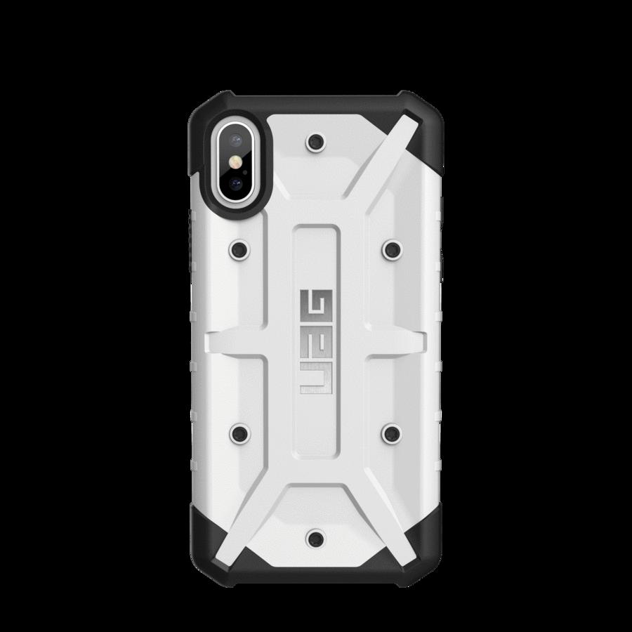 iPhone X UAG pathfinder cover hvid 2