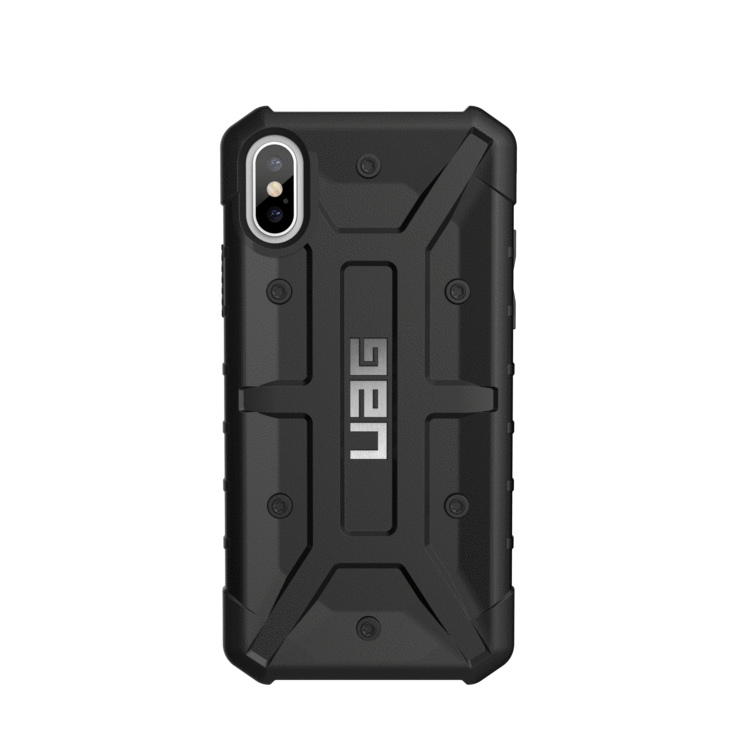 iPhone X UAG pathfinder cover sort 4
