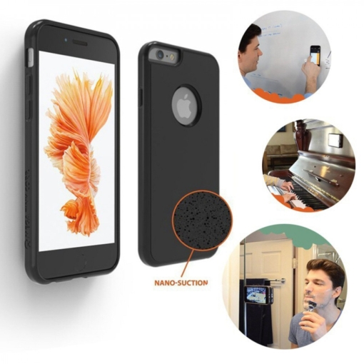 iPhone 6-7-8 Anti-Gravity Sticky Cover 4