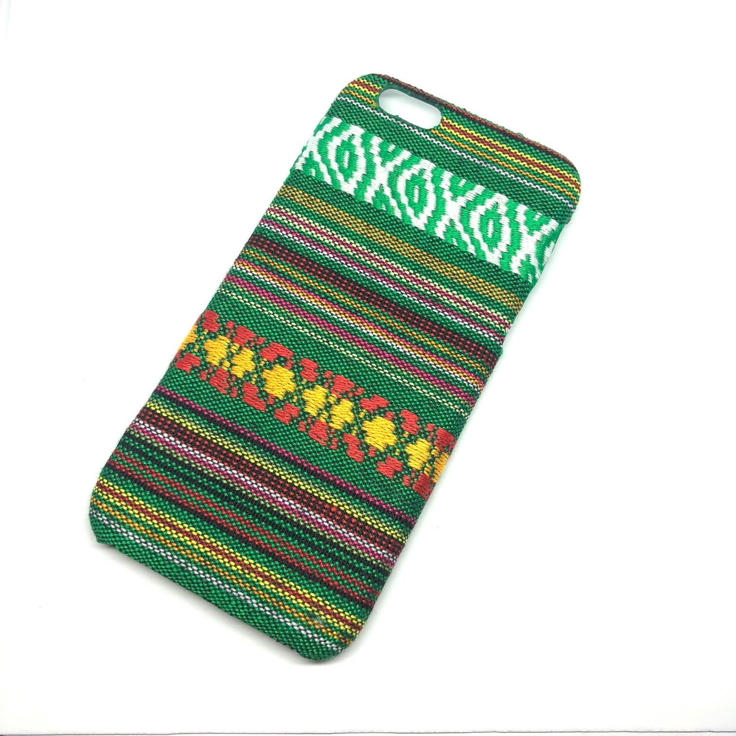 iPhone 7-8 Marokko stof cover model 1