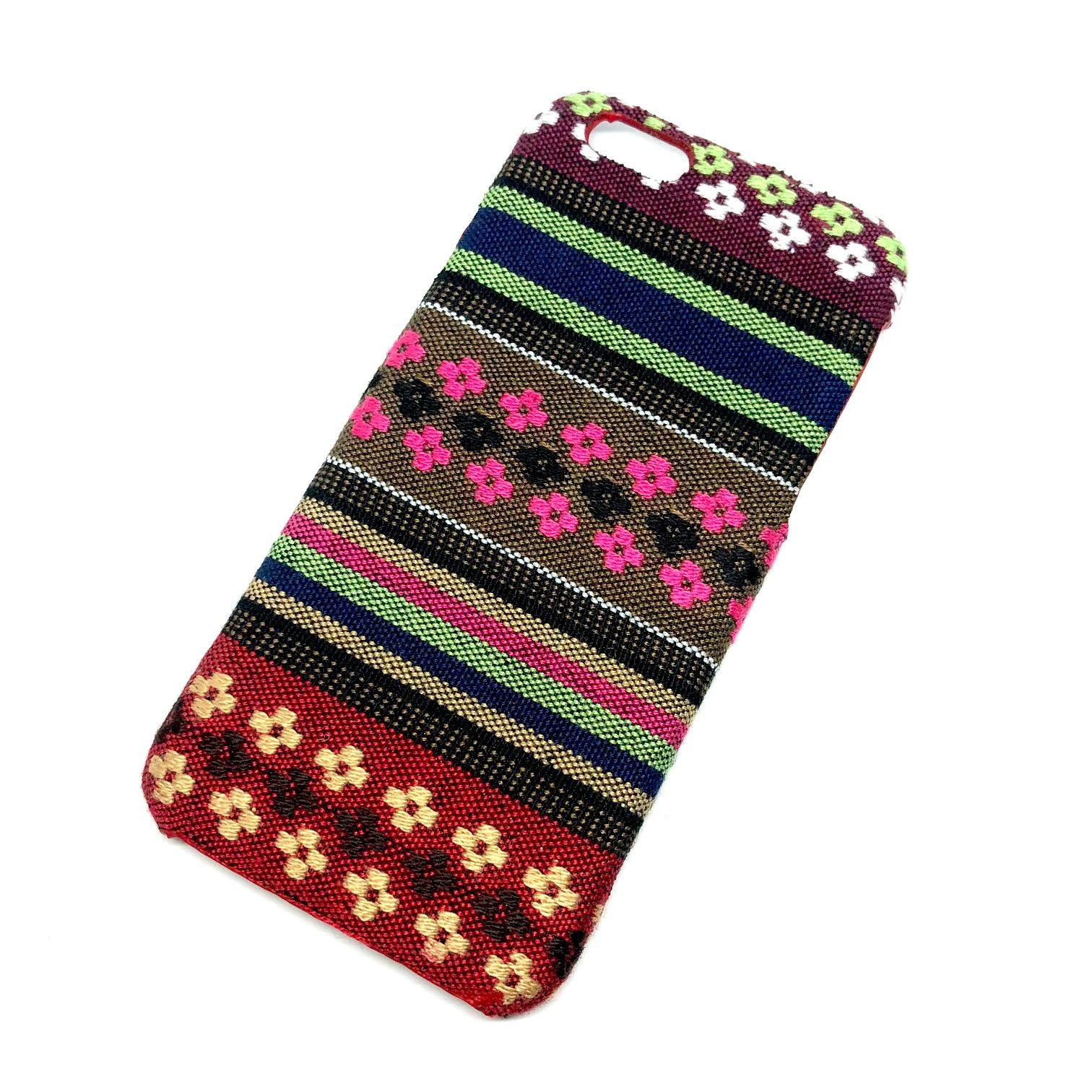 iPhone 7-8 Marokko stof cover model 4