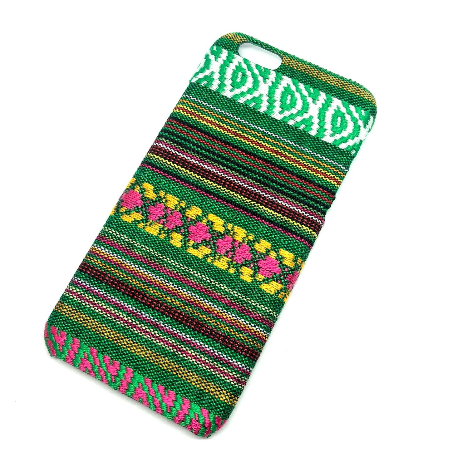 iPhone 7-8 Marokko stof cover model 6