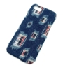 iPhone 7-8 denim stof cover model 1