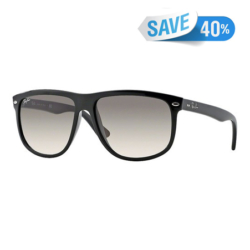 Ray-Ban solbriller Highstreet RB4147-60 sort