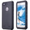 Waterproof iPhone 7-8 PLUS Redpepper case black