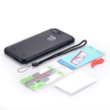 Waterproof iPhone 7-8 PLUS Redpepper case black 2