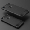 Carbon soft slim TPU cover iPhone 7-8 PLUS 1