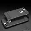 Carbon soft slim TPU cover iPhone 7-8 PLUS 2