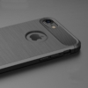 Carbon soft slim TPU cover iPhone 7-8 PLUS