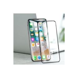 Skærmbeskyttelse Gorilla glas iPhone XS MAX sort kant
