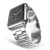 Urrem af rustfrit stål til Apple Watch 42mm - sølv