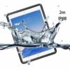 Vandtæt iPad cover - IP68 Waterproof