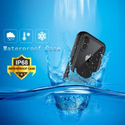 Vandtæt iPhone cover - IP68 Waterproof