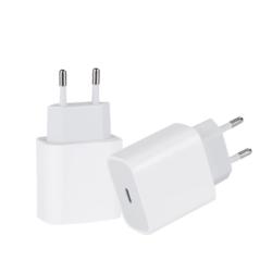 USB-C Vægoplader 18W